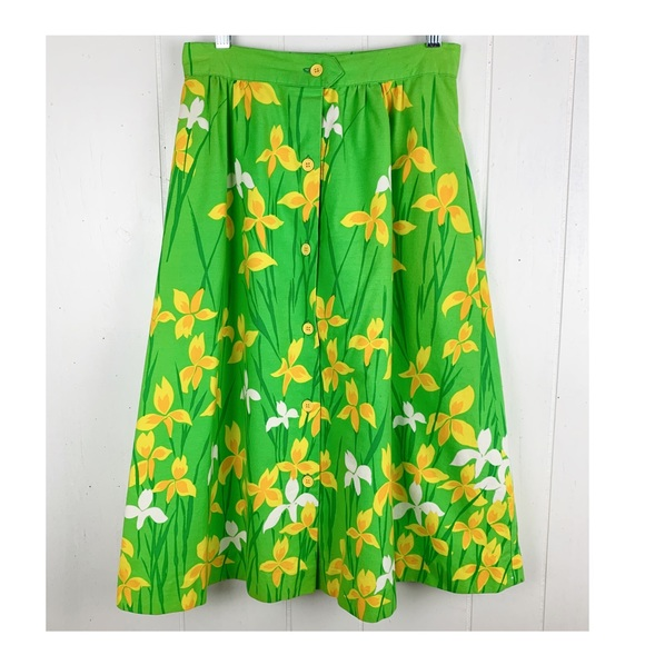 Vintage Dresses & Skirts - Vintage 1970s skirt
